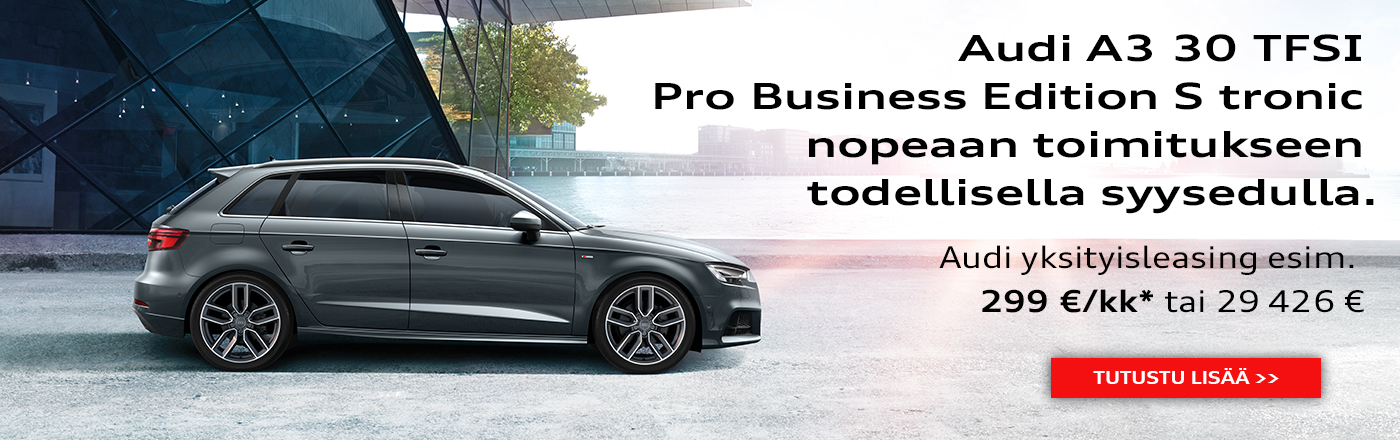 A3 pro business - AUDI CENTER!